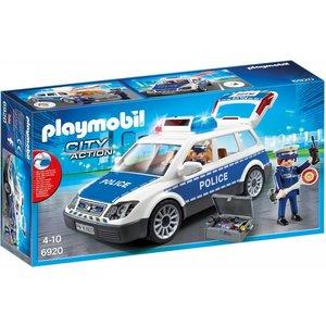 Playmobil City Action Politiepatrouille met Licht en Geluid 6920