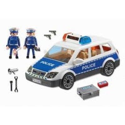 Playmobil Playmobil City Action Politiepatrouille met Licht en Geluid 6920