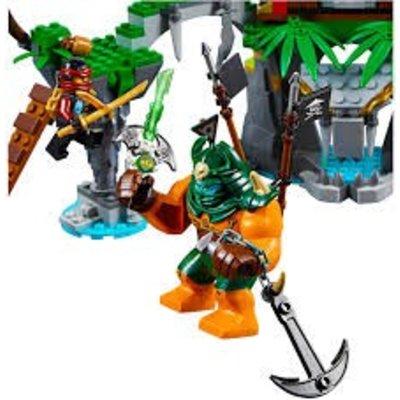 Lego Lego Ninjago Tiger Widow Eiland 70604
