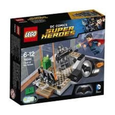 Lego Lego Super Heroes Clash of the Heroes 76044