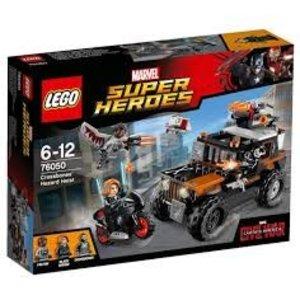 Lego Super Heroes Crossbones' Hazzard Heist 76050