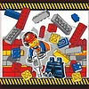 Lego Lego City Demolition Kussen 700105