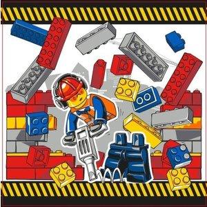 Lego City Demolition Kussen 700105