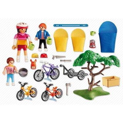 Playmobil Playmobil Summer Fun Mountainbike Tocht met Bolderwagen 6890