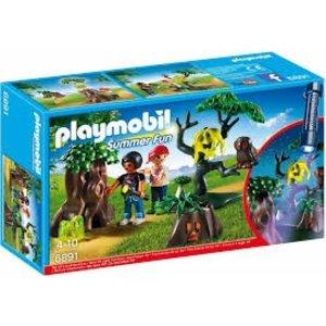 Playmobil Summer Fun Nacht Dropping met UV Lamp 6891