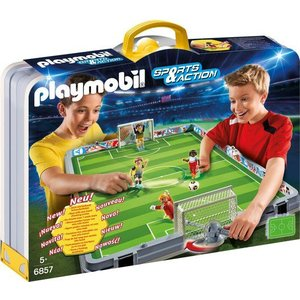 Playmobil Sports & Action Meeneem Voetbalstadion 6857