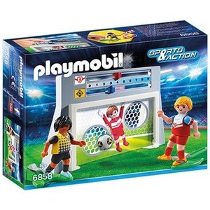 Playmobil Sports & Action Strafschoptraining met Voetballers 6858