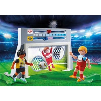 Playmobil Playmobil Sports & Action Strafschoptraining met Voetballers 6858