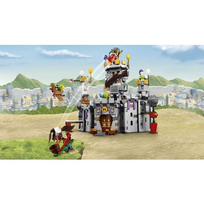 Lego Lego Angry Birds The Pig's Castle 75826