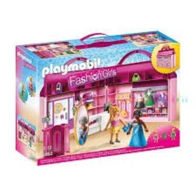 Playmobil Playmobil Speelboxen Meeneem Fashionshop 6862