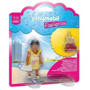 Playmobil Fashion Girl Zomer 6882