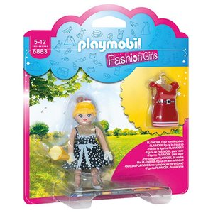 Playmobil Fashion Girl Retro 6883