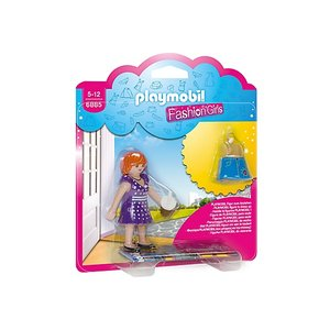 Playmobil Fashion Girl Stad 6885