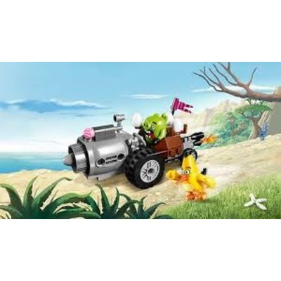 Lego Lego Angry Birds Escape from the Pig Car 75821
