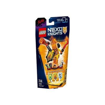 Lego Lego Nexo Knights Ultimate Flama 70339
