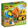 Lego Duplo Lego Duplo Rupsband Graafmachine 10812