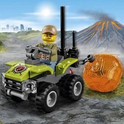Lego City Vulkaan