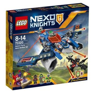 Lego Nexo Knights Aaron Fox's Aerojager V2 70320