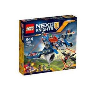 Lego Nexo knights Axl's Torentransport 70322