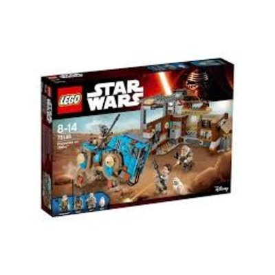 Lego Lego Star Wars Encounter on Jakku 75148