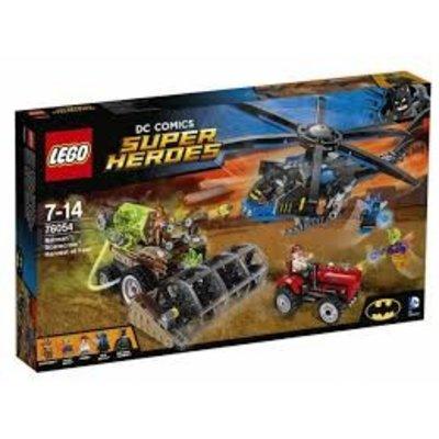 Lego Lego Super Heroes Scarecrow Zaait Angst 76054