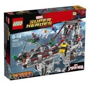 Lego Super Heroes Web Warriors Ultiem Brug Duel 76057