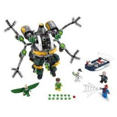 Lego Lego Ninjago Doc Ock's Tentakel Valstrik 75059