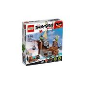 Lego Lego Angry Birds The Piggy Pirate Ship 75825
