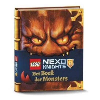 Lego Lego Nexo Knights Het Boek der Monsters 700315