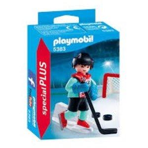 Playmobil Special Plus Ijshockey Speler 5383