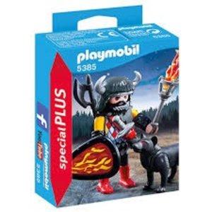 Playmobil Special Plus Wolfskrijger 5385