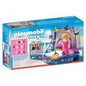 Playmobil Family Fun Podium met Artiste 6983