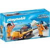 Playmobil Playmobil City Action Luchtverkeersleiders met Bagagetransport 5396