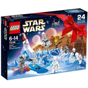 Lego Star Wars Adventkalender 2016 75146
