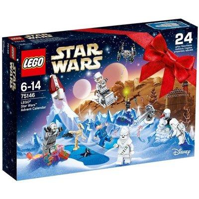 Lego Lego Star Wars Adventkalender 2016 75146
