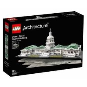 Lego Architecture US Capitol Building 21030