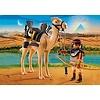 Playmobil Playmobil History Egyptische Krijger met Dromedaris 5389