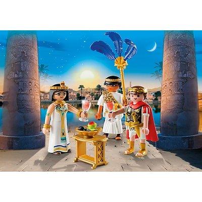 Playmobil Playmobil History Ceasar en Cleopatra 5394