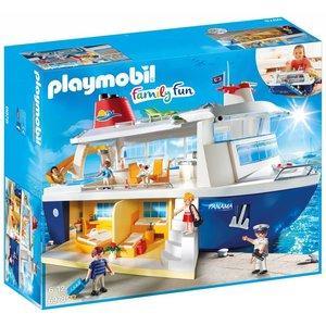 Playmobil Family fun Cruiseschip 6978