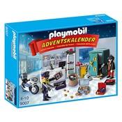 Playmobil Playmobil Kerst Adventkalender Op Heterdaad Betrapt 9007