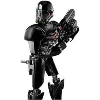 Lego Lego Star Wars Imperial Death Trooper 75121