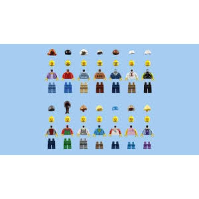 Lego Lego City Plezier in het Park Personenset 60134