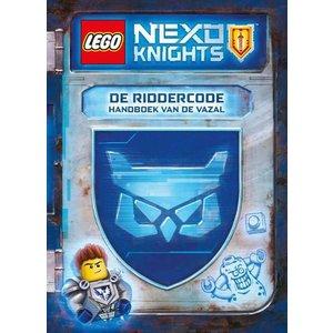 Lego Nexo Knights Boek - Riddercode 700321