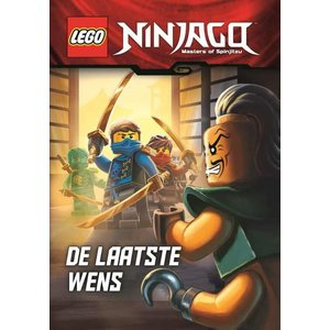 Lego Ninjago Boek - De Laatste Wens 700326