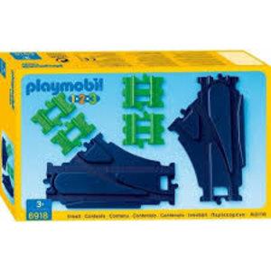 Playmobil 1 2 3 Wissels Trein 6918