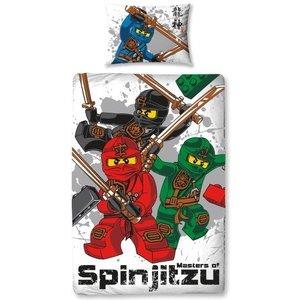 Lego Ninjago Dekbed Spinjitzu 700165