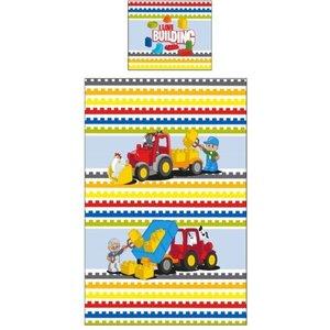 Lego Duplo Dekbedovertrek Blocks 700161