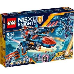 Lego Nexo Knights Jestro's Hoofdkwartier 70352