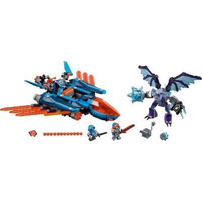 Lego Lego Nexo Knights Jestro's Hoofdkwartier 70352