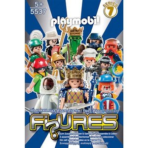 Playmobil Minifigures Boys Serie 7 5537